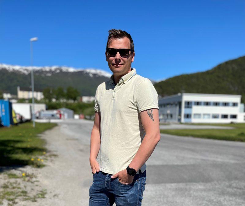 Sigurd Brevik er styreleder i Raumarock og gleder seg til å kunne arrangere festival igjen.